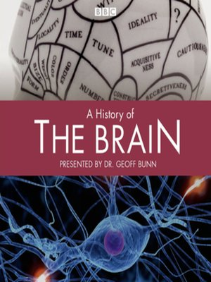 cover image of A History of the Brain