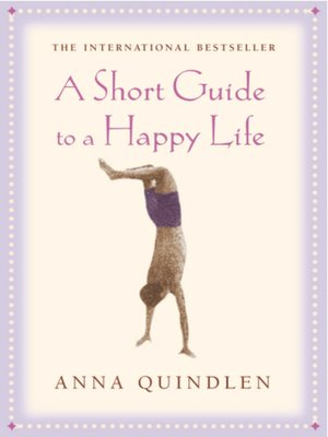 living out loud by anna quindlen/ thesis Thinking out loud is what anna quindlen does best a syndicated columnist with her finger on the pulse of women's lives, and her heart in a place we all share, she.