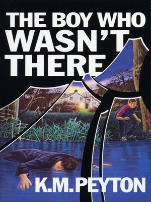 cover image of The Boy Who Wasn't There