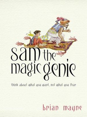 cover image of Sam the Magic Genie