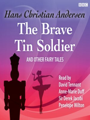 cover image of The Brave Tin Soldier & Other Fairy Tales