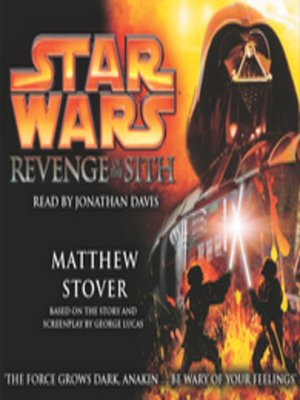cover image of Star Wars Episode III, Revenge of the Sith