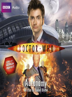 cover image of Doctor Who--Autonomy