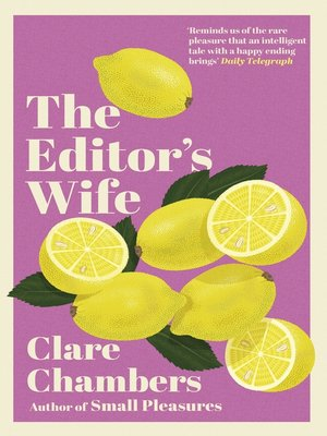 cover image of The Editor's Wife