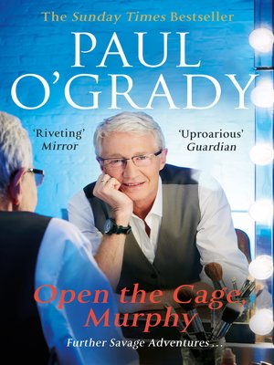 cover image of Open the Cage, Murphy!