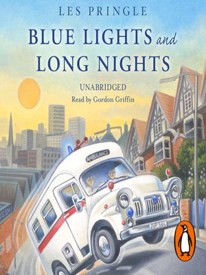 cover image of Blue Lights and Long Nights