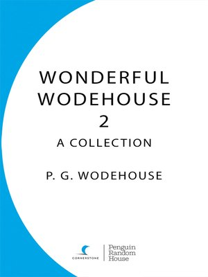 cover image of Wonderful Wodehouse 2