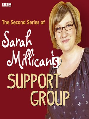 cover image of Sarah Millican's Support Group, Series 2