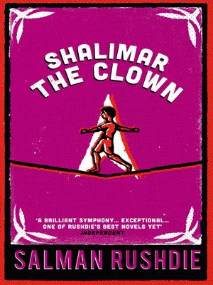 cover image of Shalimar the Clown