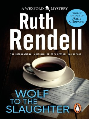 cover image of Wolf to the Slaughter