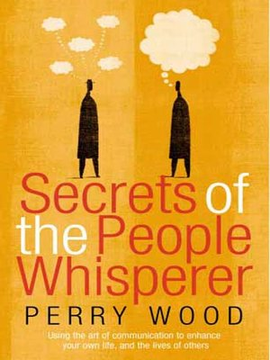 cover image of Secrets of the People Whisperer