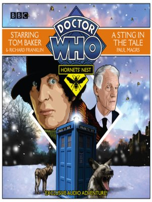 cover image of Doctor Who Hornets' Nest 4--A Sting In the Tale