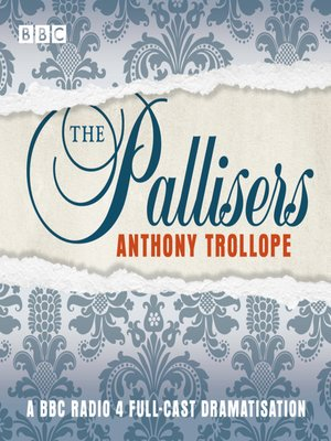 cover image of The Pallisers