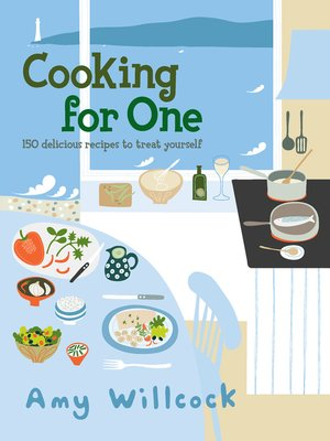 cover image of Cooking for One
