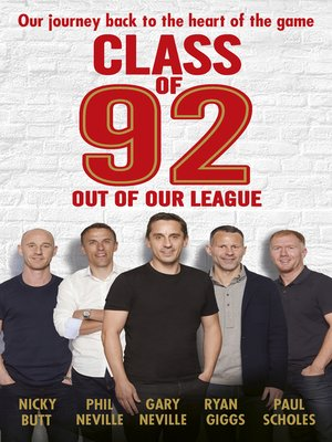 cover image of Class of 92