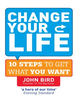 cover image of Change Your Life
