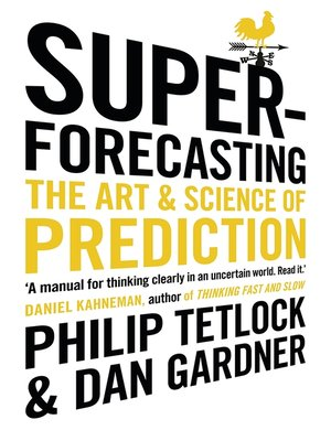 cover image of Superforecasting