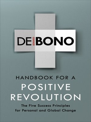 cover image of Handbook for a Positive Revolution