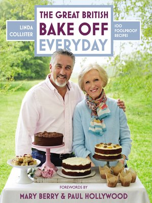 cover image of Great British Bake Off Everyday