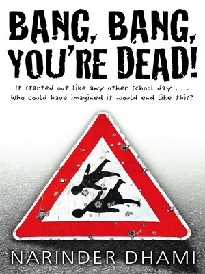 cover image of Bang Bang You're Dead