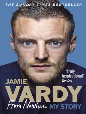 cover image of Jamie Vardy