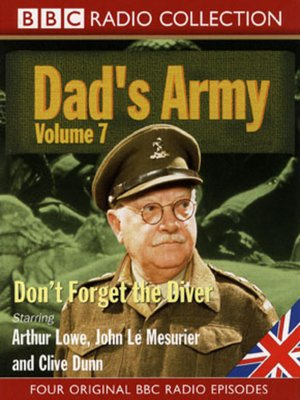 cover image of Don't Forget the Diver