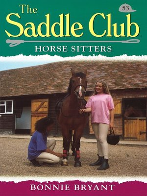 cover image of Horse Sitters