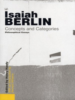 cover image of Concepts and Categories