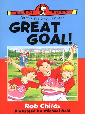 cover image of Great Goal!