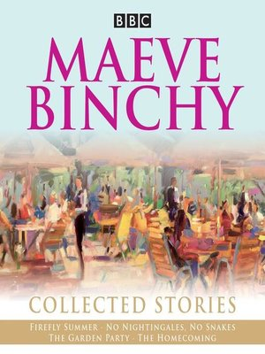 cover image of Maeve Binchy, Collected Stories