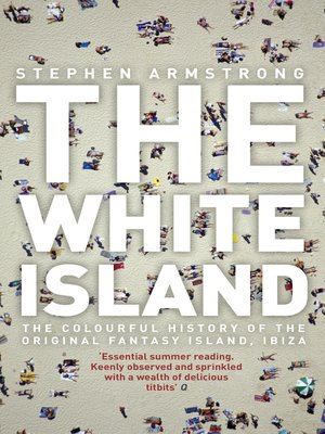 cover image of The White Island