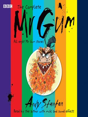 cover image of The Complete Mr Gum