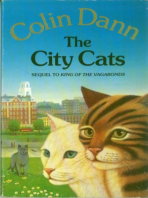 cover image of The City Cats