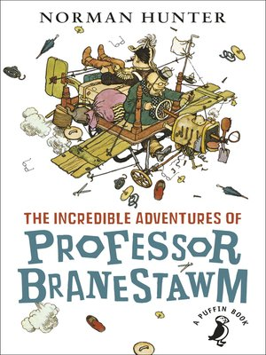 cover image of The Incredible Adventures of Professor Branestawm