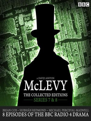 cover image of McLevy, The Collected Editions, Series 7 & 8