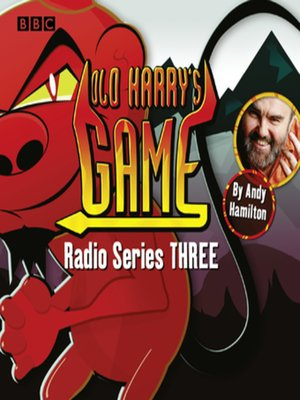 cover image of Old Harry's Game, Series 3