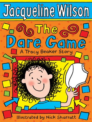 cover image of The Dare Game