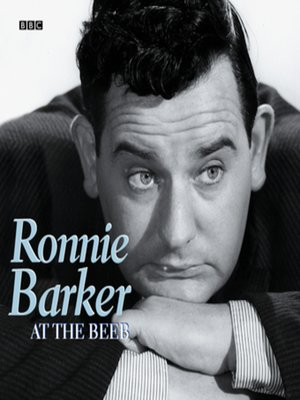 cover image of Ronnie Barker at the Beeb