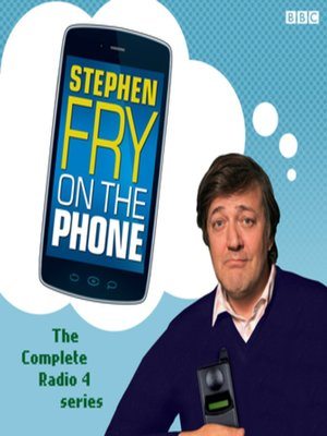 cover image of Stephen Fry on the Phone