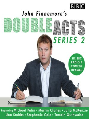cover image of John Finnemore's Double Acts, Series 2
