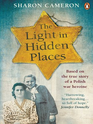 cover image of The Light in Hidden Places