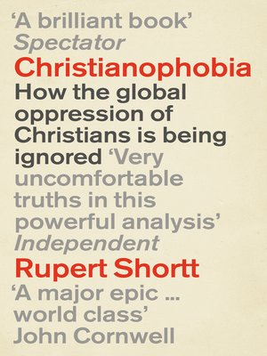 cover image of Christianophobia