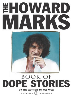 cover image of Howard Marks' Book of Dope Stories