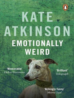 cover image of Emotionally Weird