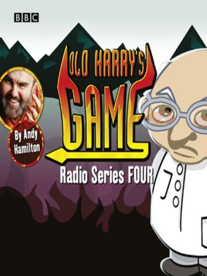 cover image of Old Harry's Game, Series 4
