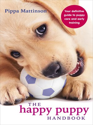 cover image of The Happy Puppy Handbook