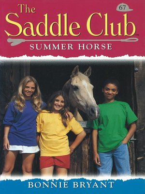 cover image of Summer Horse