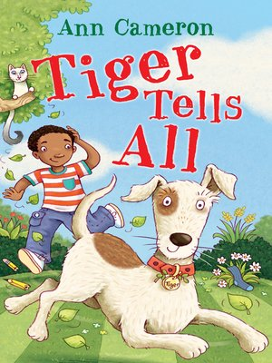 cover image of Tiger Tells All