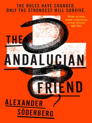 cover image of The Andalucian Friend