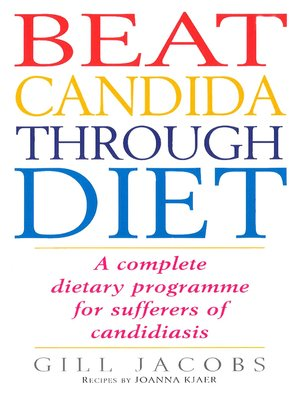 cover image of Beat Candida Through Diet